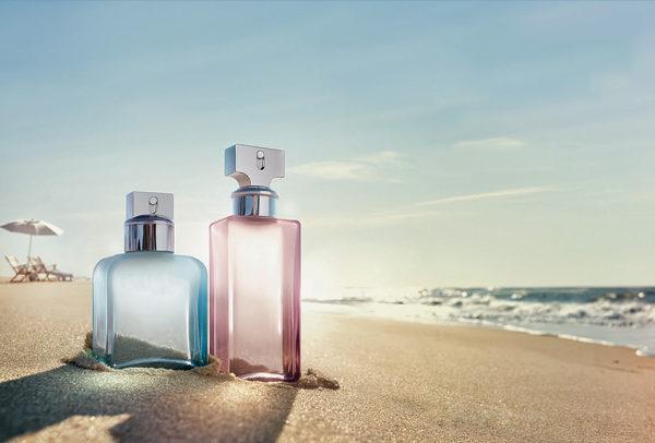 ТОП-7 летних женских парфюмов: лучшие духи с ароматом прохлады