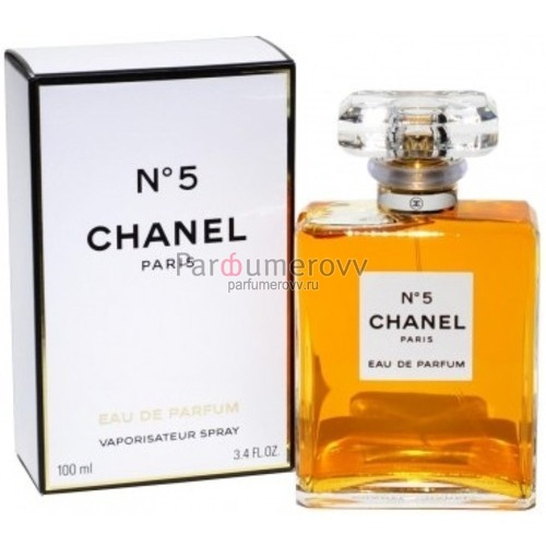 Chanel № 5, Chanel